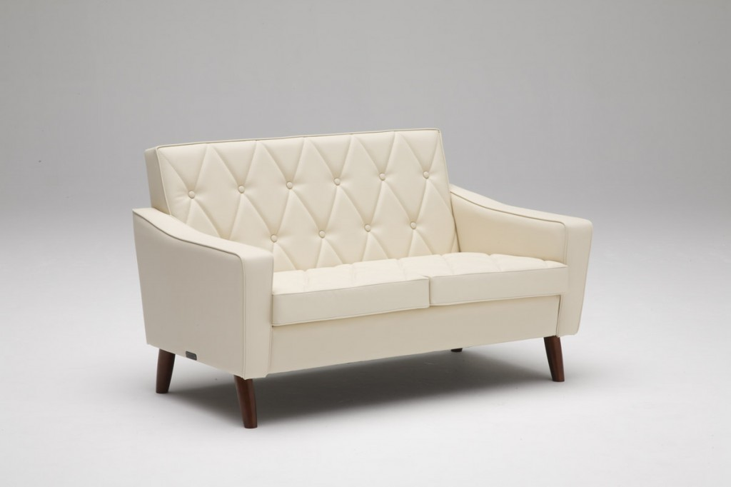 U36212HD Lobby chair_two seater_standard ivory