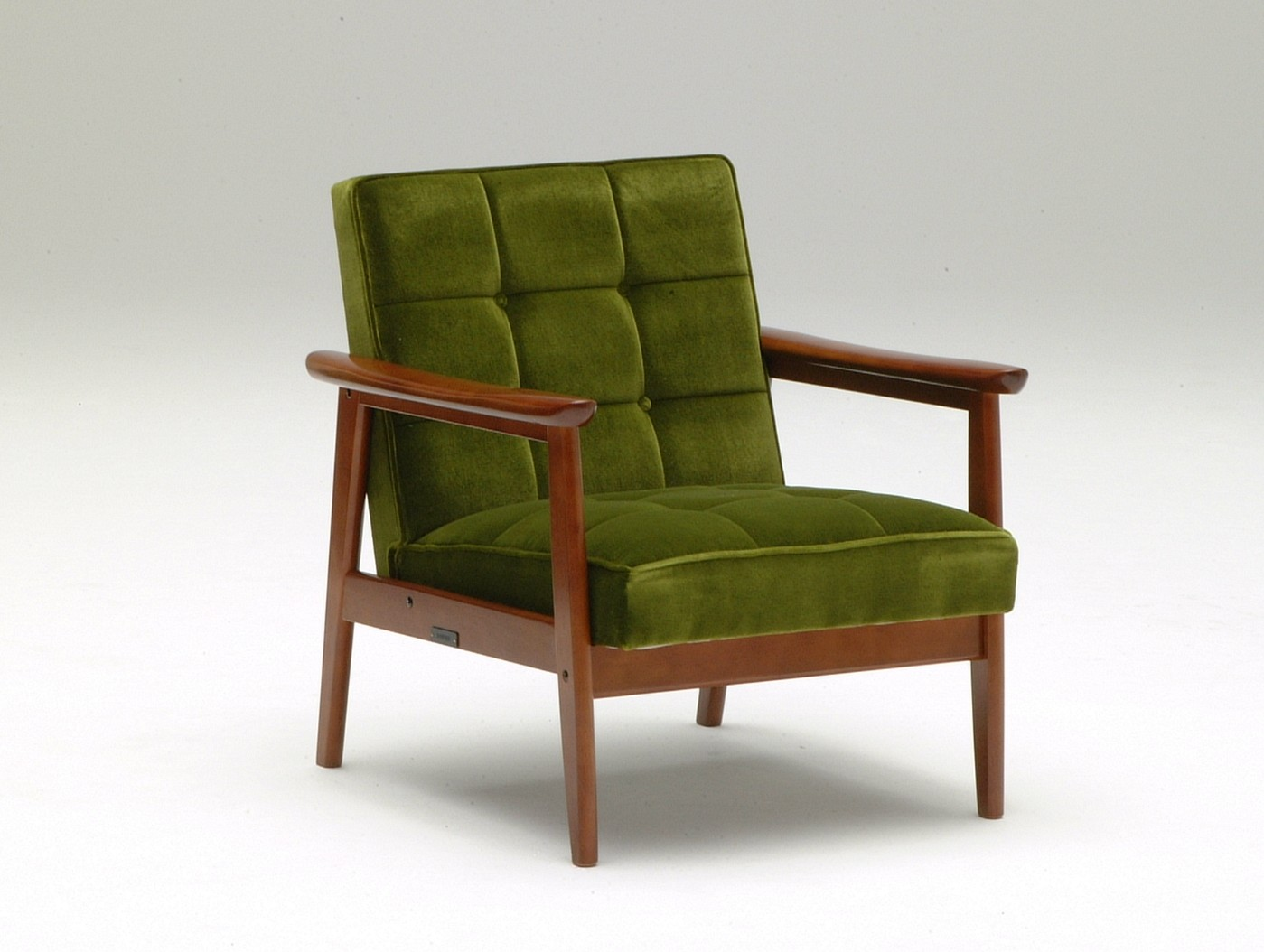 W36150QW K- chair_one seater_moquette green