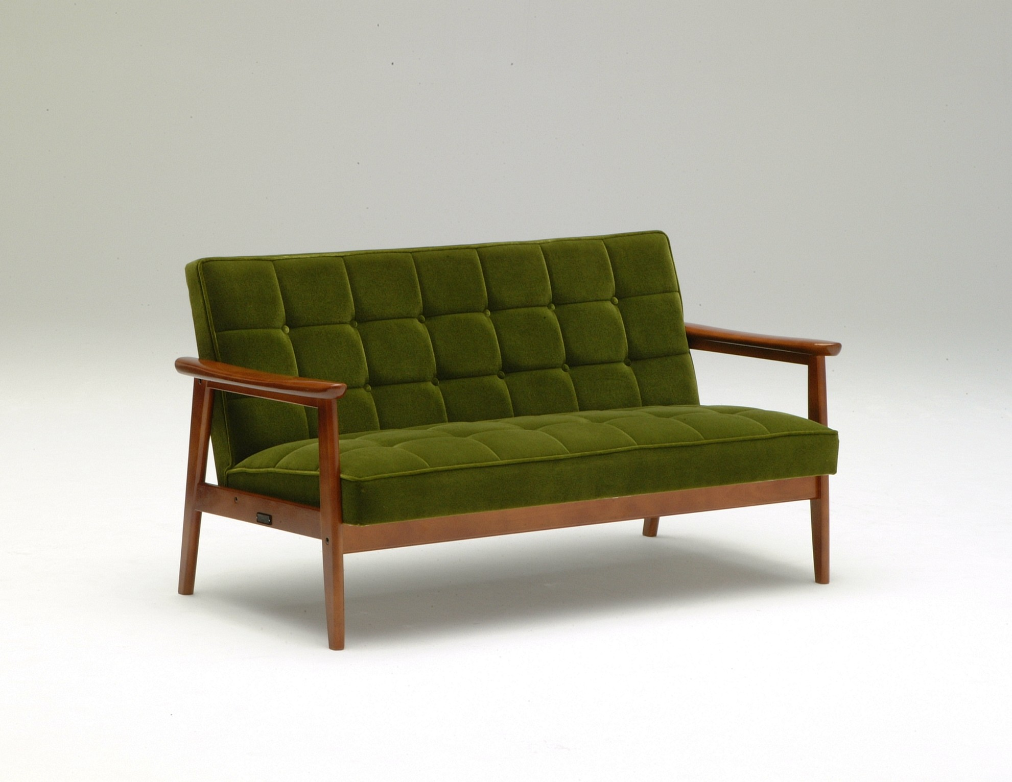 W36153QW K- chair_two seater_moquette green