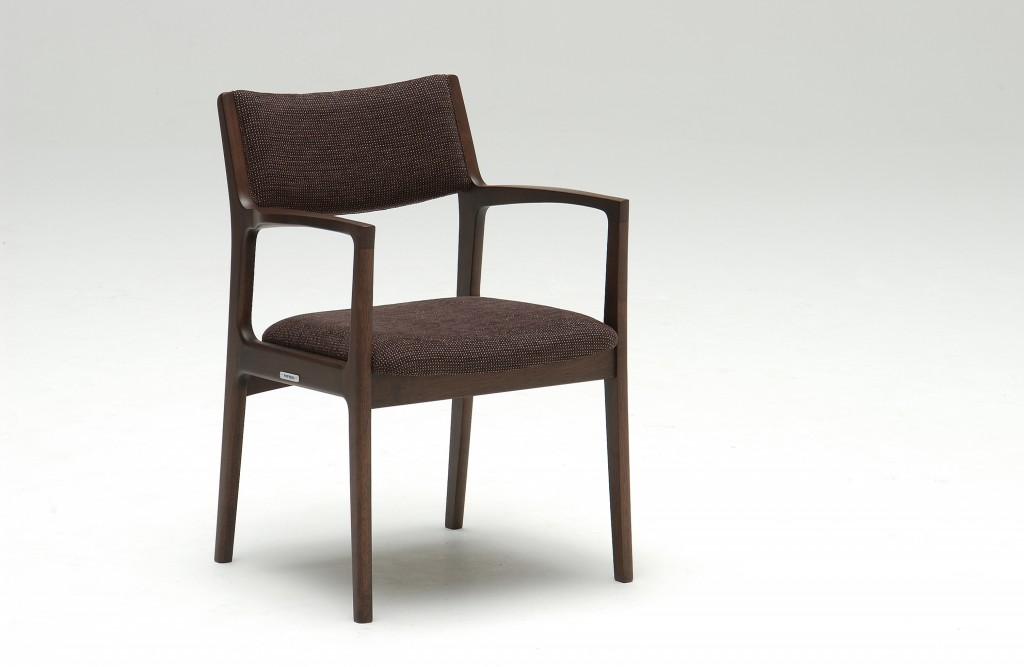 C36100BK Dining chair_milan black(fabric)