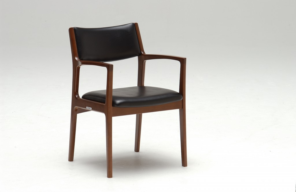 C36100BW Dining chair_standard black