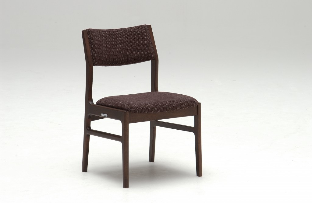 C36105BK Dining chair_milan black(fabric)