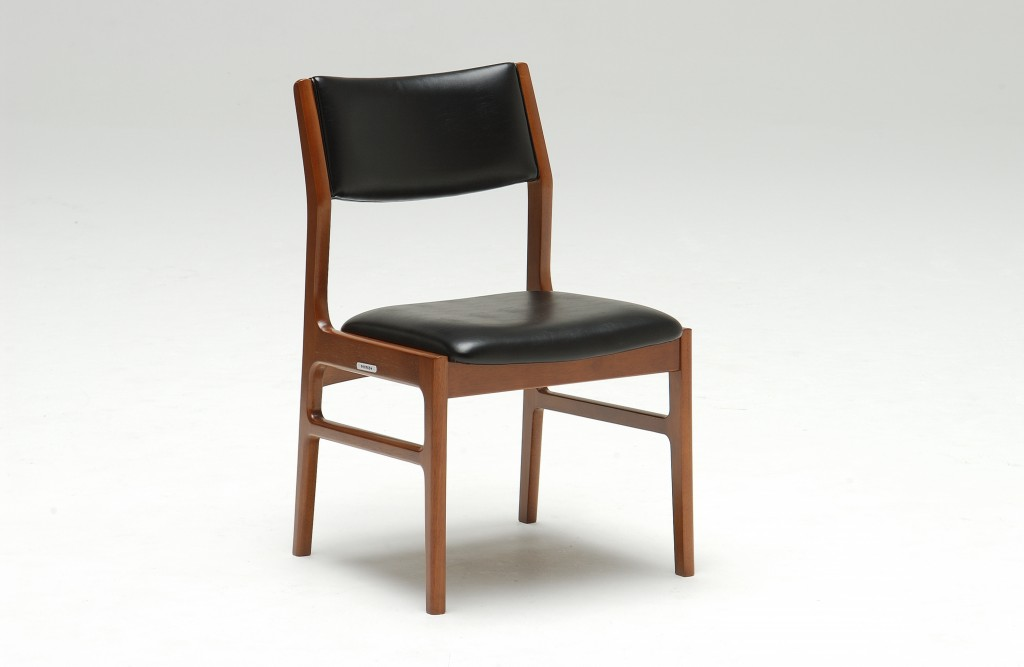 C36105BW Dining chair_standard black