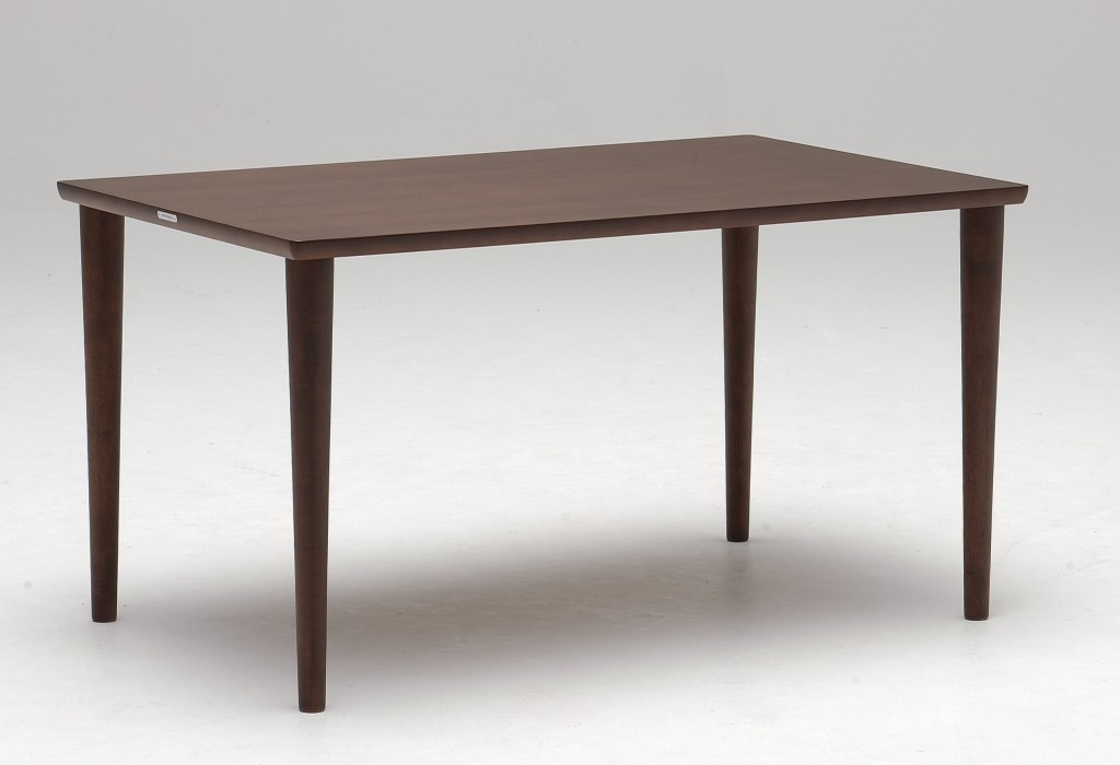 D36490AK Dining table_mocha brown