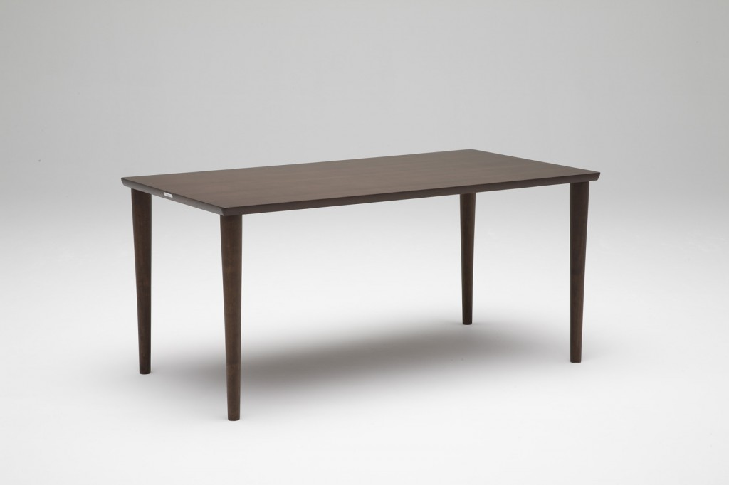 D36540AK Dining table_mocha brown1500