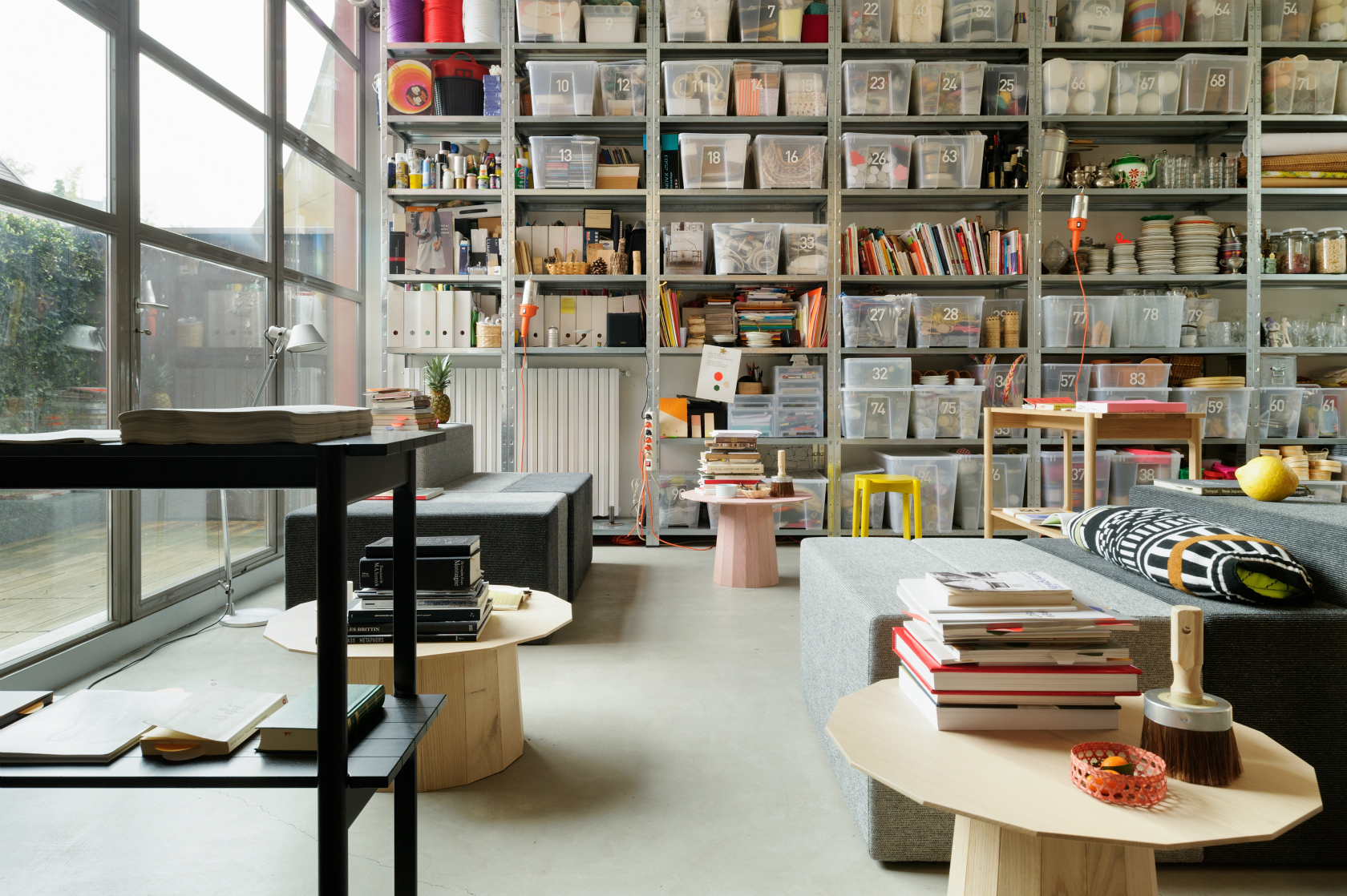 Milan 2013_Arabeschi di Latte Studio_KITCHEN LIBRARY_2